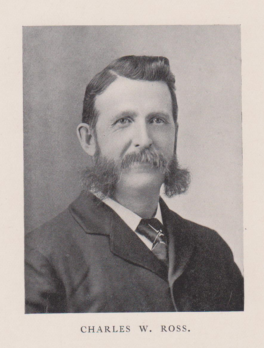 Charles W Ross
