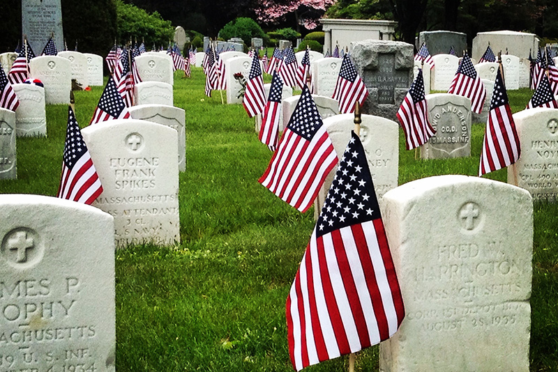 Newton Cemetery Veterans Resources