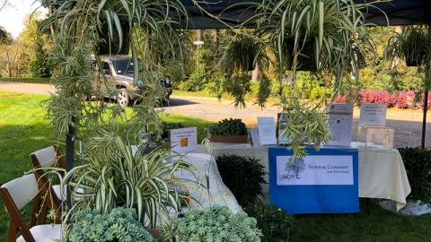 Spring Plant Sale at Newton Cemetery